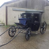 Single Brougham Carriage